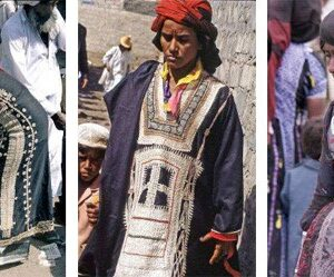 Traditional Dresses from Tihama