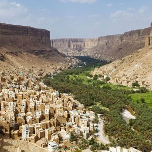 Vally of Hadramout