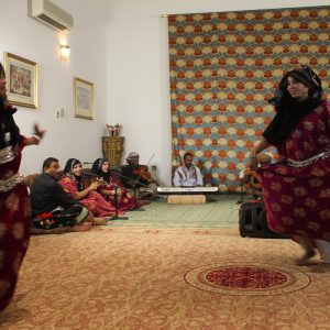 Women Dancers from Lahj