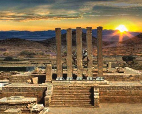 Mareb Bilqis Temple