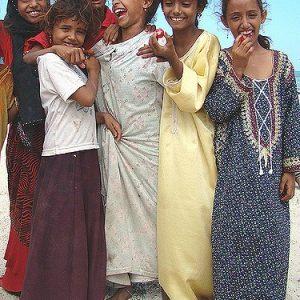 Yemeni Jewish Girls 2