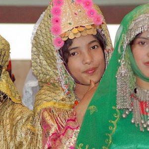 Yemeni Jewish Girls